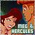Hercules: Hercules x Megara: