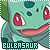 Pokemon: Bulbasaur: