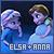 Frozen: Anna & Elsa:
