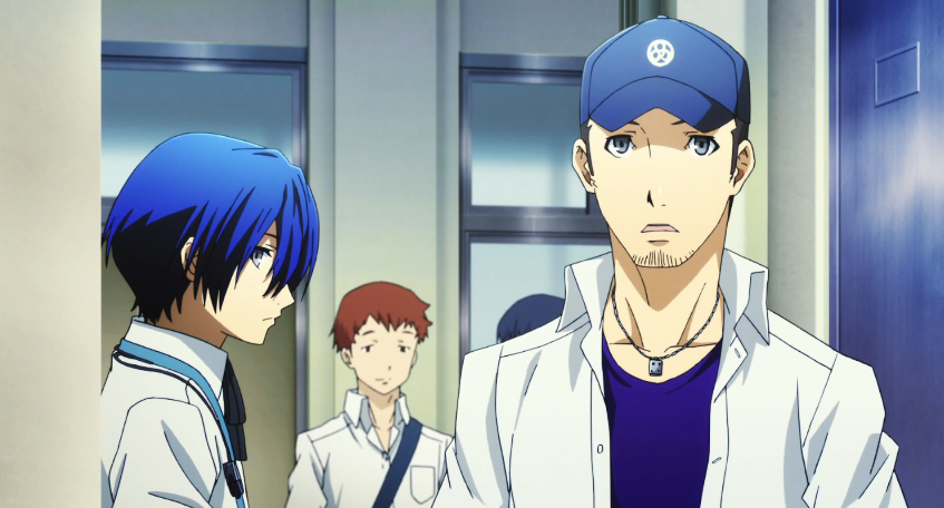 dating guide persona 3 movie