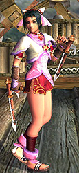SECOND OUTFIT Talims Second Outfit Is A Little More Girly I Say This Because Its Pink It Reserved Than Her First But Only From The
