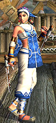 THIRD OUTFIT Talims Third Outfit Almost Reminds Me Of A Pirate She Is Back To Her Two Braided Pony Tails With The Same Clasp Holding Hair Together